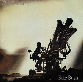 kate bush - cloudbusting