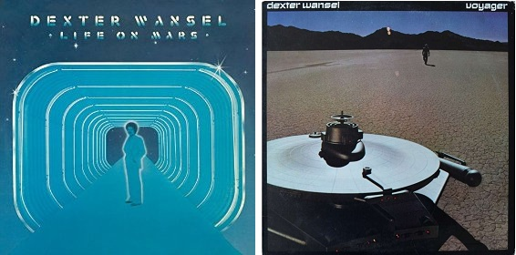 dexter wansel - life on mars & voyager