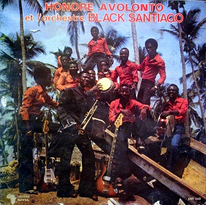 honore avolonto - et l'rchestre black santiago