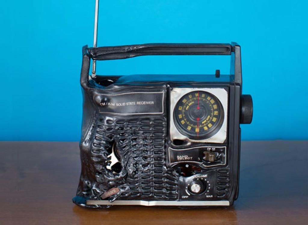 radio kaputt