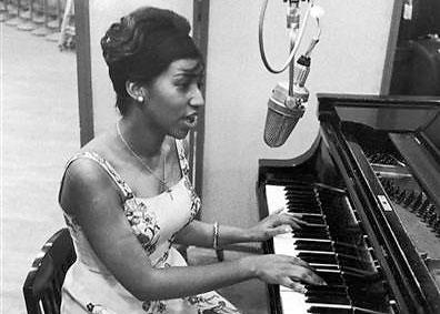 aretha piano