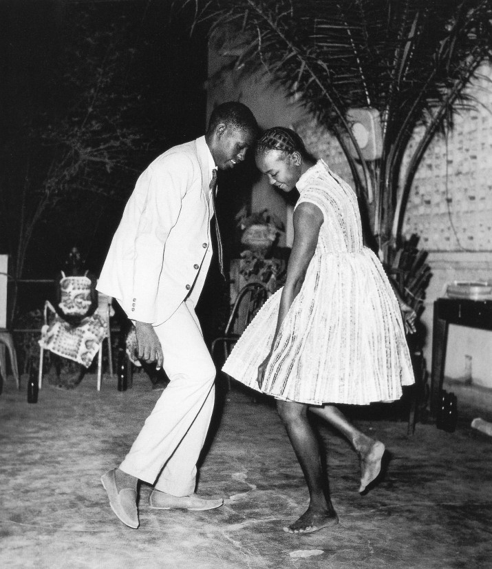 malick sidibe - christmas eve 1963
