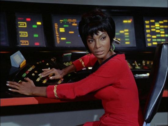 nichelle nicols - lieutenant uhura